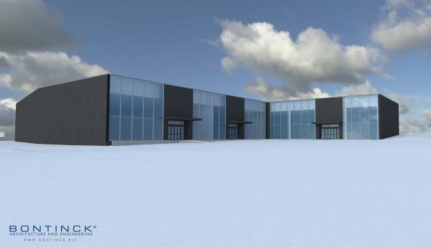 Nieuw project : JBC – Torfs – ZEB, Geraardsbergen
