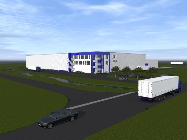 Nieuw project : DELI XL, Kruibeke
