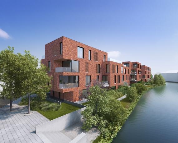 Nieuw project : Minnemeers, Gent