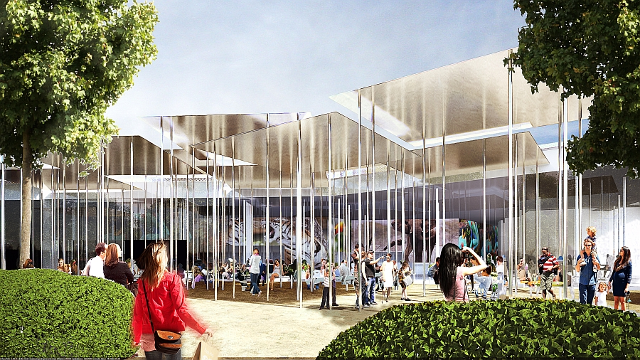 Nieuw project : ZOO, Antwerpen