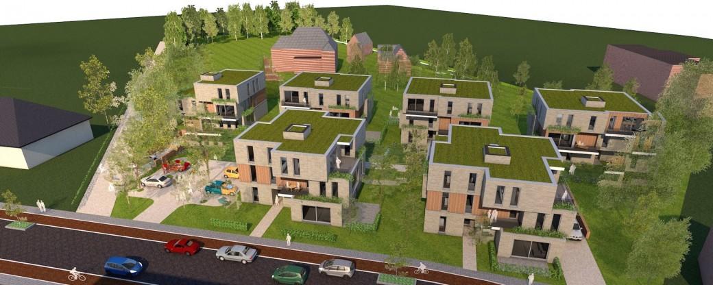 Nieuw project : Bouwonderneming D'Eer, St-Niklaas